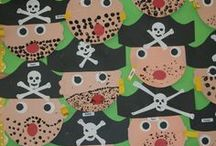 Pirate Fun / A collection of our favourite Pirate activities.