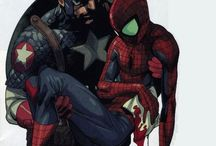 Marvel /  All of marvel's superheroes