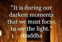 Buddha / Inspiring quotes