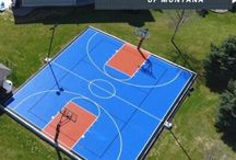 Basketball,Game Courts / Tennis Basketball court construction and resurfacing Montana Billings, Bozeman, Missoula, Helena, Kalispell 65+ years family experience http://www.fullcourtathletics.com/outdoor-courts.html