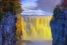 # *W~A~T~E~R~F~A~L~L~S / The most beautiful waterfalls in the world