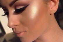 Makeup / My favourite makeup looks