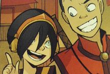 The Last Airbender / The tv show series avatar the last airbender