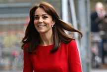Kate Middleton / The Duchess of Cambridge and my style inspiration!