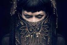 Black / The fantasy world of black