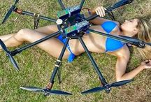 Drones & girls