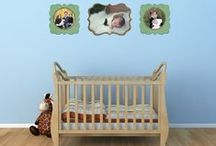 Nursery Decor / New mommy's nursery inspiration!