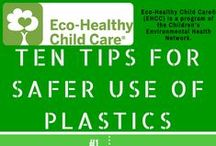Eco-Healthy Child Care® Infographics! / Info relating to #EcoHealthyChildCare® Factsheets  #CEHN