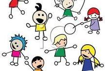 Nipiagogio - Activities for the beginning of the year / Ομαδικές Δραστηριότητες - Παιχνίδια για την αρχή της σχολικής χρονιάς