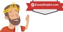 Empire of Essays / We write enlightening essays to free your mind from the abundance of tasks. EssaysEmpire.com reflects the virtue of unfeigned writing.