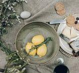 m a r i n e r s / Mariner's tableware range by Pottery West - Catherine & Matt West, Sheffield