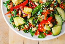 Salads / by chilechile loves