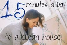 Cleaning / by chilechile loves