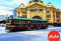 AirAsia - Melbourne / by AirAsia