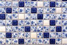 mozaïek.tegel.inspiratie / Over mozaïek tegels en glasmozaïek / About mosaic tiles