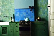 keuken.tegel.inspiratie / Mooie tegels in je keuken / About tiles in your kitchen