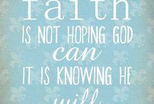 I Have Faith / by Christy Brubaker Carney