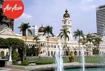 AirAsia - Kuala Lumpur / by AirAsia