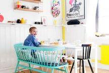 Dining room / Home decor ideas