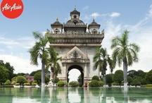 AirAsia - Vientiane / by AirAsia