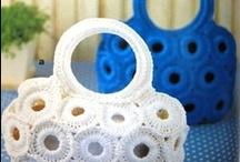 crochet bags-purses