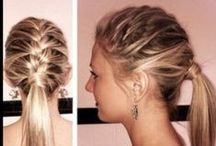 pretty hair styles/colours / cool hair styles to do