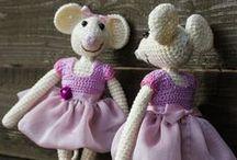 Crochet/вязание крючком