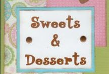 FOOD 3:  Recipes - Desserts & Sweet treats / Recipes for desserts