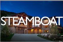 Steamboat Springs Living / Experience specular homes that make Steamboat Springs one of the most desired places to live in the Rocky Mountains.