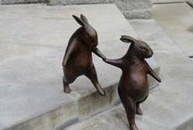 Скульптура. Памятники.