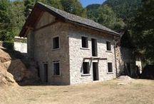 Ristrutturazione Baita Località Dreuza (VB) / Ristrutturazione di una Baita in loalità Dreuza, tra Varzo e la stazione sciistica del Ciamporino. Sita a 1000 mt di altitudine