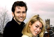 David Tennant & Billie Piper