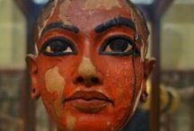 The Discovery of King Tut / His Tomb, His Treasures: The Breathtaking Recreation on display until February 14, 2016 at the Grand Rapids Public Museum. http://www.grpm.org/kingtut/