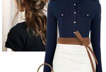 Moda Outfits set / Sety oblečenia