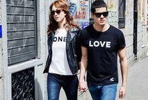 IC / Men's t-shirts / T-shirts you can share through design
