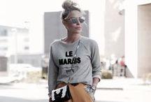 Moda - Tendencias y Street Style / Moda para viajar cómoda y outfits de viaje.  Outfits para le día a día, outfits para la oficina...  Prendas para un buen armario.