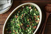 Recetas de comida saludable / Recetas saludables, recetas vegetarianas y recetas veganas para una vida saludable.