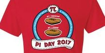 Pi Day / At 2 Teachers T-Shirts, we're connoisseurs of Pi. Apple, Cherry, Pumpkin, 3.14... we love it all! Look here for the best Pi day activities around, and the most awesome tees to celebrate in.  Check out our sweet Pi Day Fundraiser today: https://2tts.com/pages/pidayfundraiser