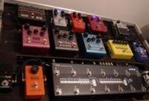 Tests / Les bancs d'essai de Guitariste.com : Guitare, Basse, Effets et Amplis