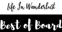 Best of Life in Wanderlust / Sharing my posts from my Travel Blog, Life in Wanderlust. Link on my profile - come say hello!