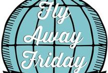 Travel Bloggers || Fly Away Friday / Fly Away Friday is a Link-Up & Travel Blogger community hosted by Kana (Life in Wanderlust) and Chloe (Time Travel Blonde). Add your blog links, invite other Travel Bloggers to join, let's create something amazing! ✈️ Feel free to follow and send me a message if you want to contribute!