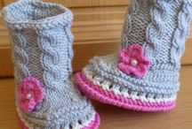 Bebek Örgü / Baby Knitting Croche