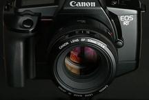 GAMME EOS ARGENTIQUE EUROPE / Présentation de la gamme argentique de Canon EOS sortie en EUROPE.
