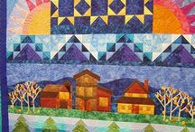 Quilting/Textiles / These are quilts I love, some I would like to make.  Many will just inspire and challenge me in my artistic endeavors.  / by Ann C