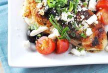 Food / Heerlijke gerechten, die meestal makkelijke te maken zijn en er dan mooi uitzien!  Probeer en geniet!!