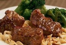 Recipe: meat