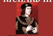 Richard III / His bones were recently found buried under a car park in the remains of the Grey Friars chapel in Leicester.