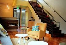 Heywood Hotel Modern Interior Design / The lovely boutique hotel in Austin, Texas.