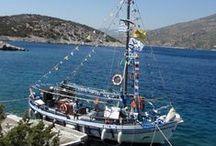 Samos, l'île grecque à découvrir