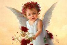 ANGELS / by Carol Penning